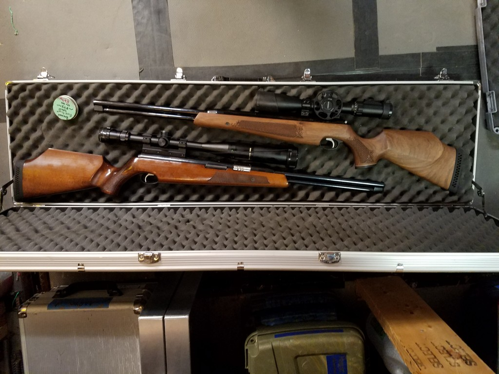 Tuning the Air Arms TX200 for Field Target   Field Target