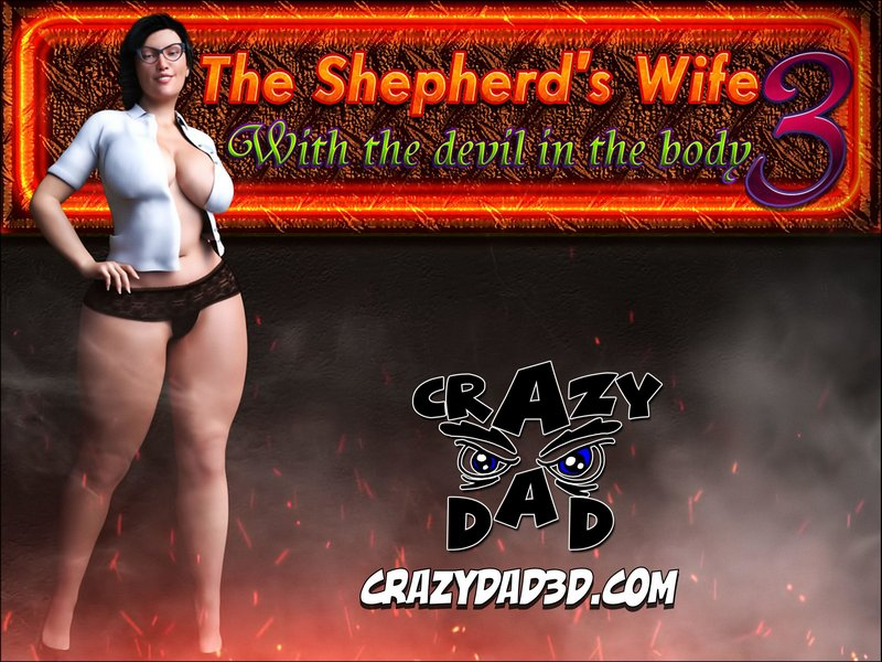 The Shepherd's Wife 3 3D Adult Comics