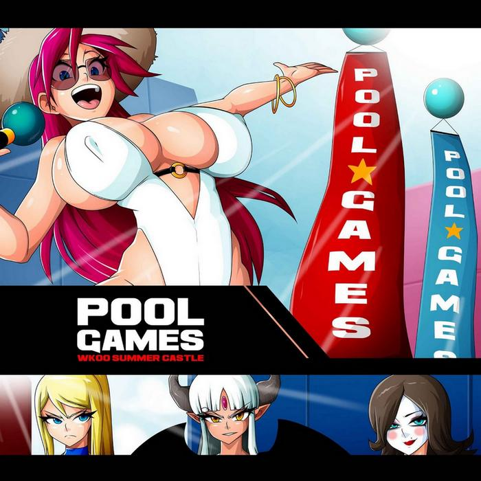 Witchking00 - Pool Games Extended