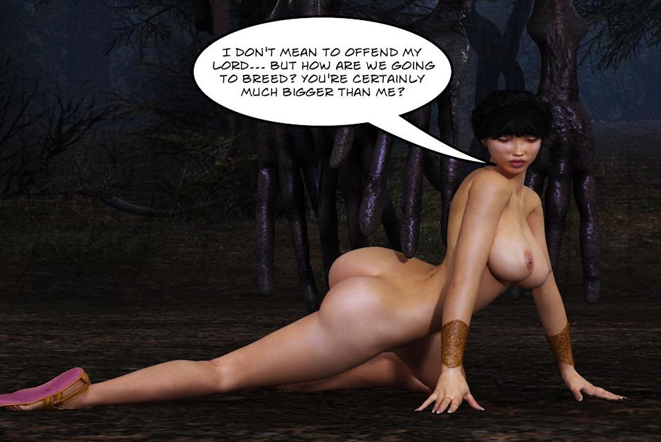 Free Download 3D Adult Comics  Lost 010-017