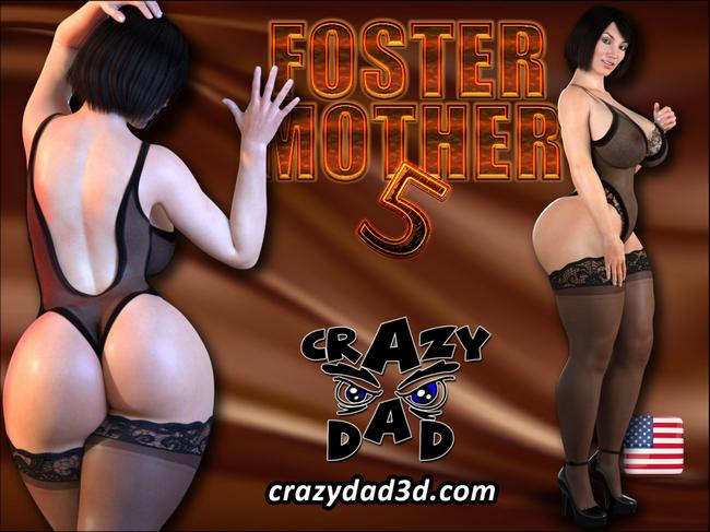 Foster Mother 5 Comic