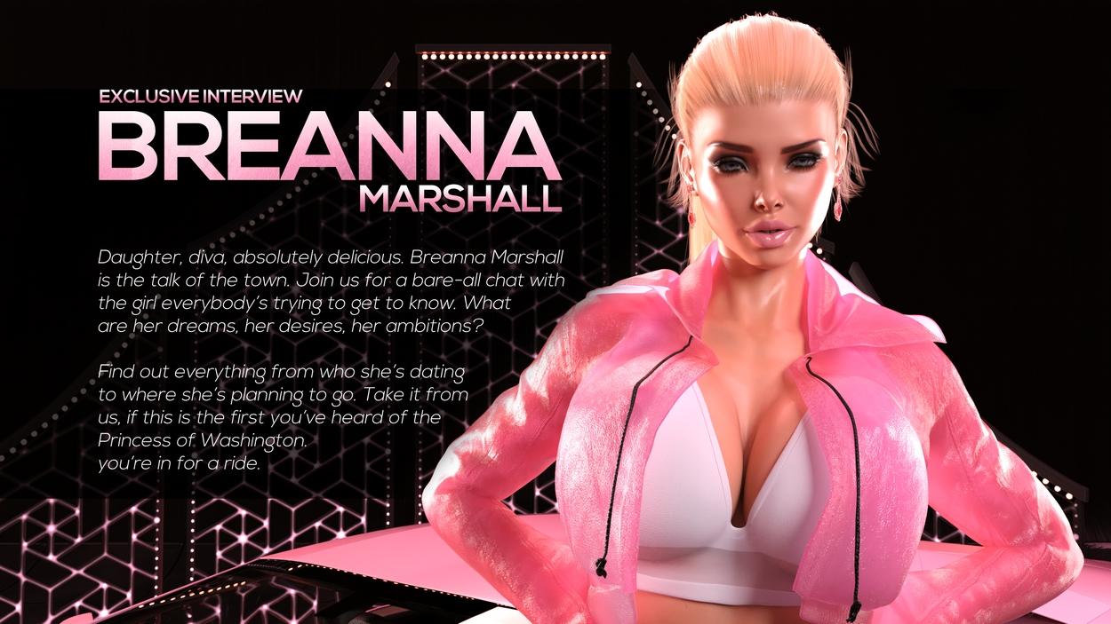 Breanna Interview 3D Adult Comics