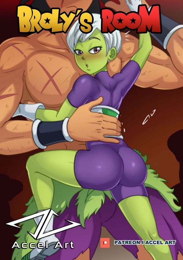 Broly's Room (Dragon Ball Super) Adult Comics