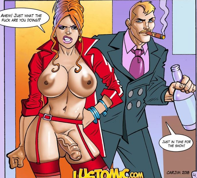 Horny Maid Adult Comics