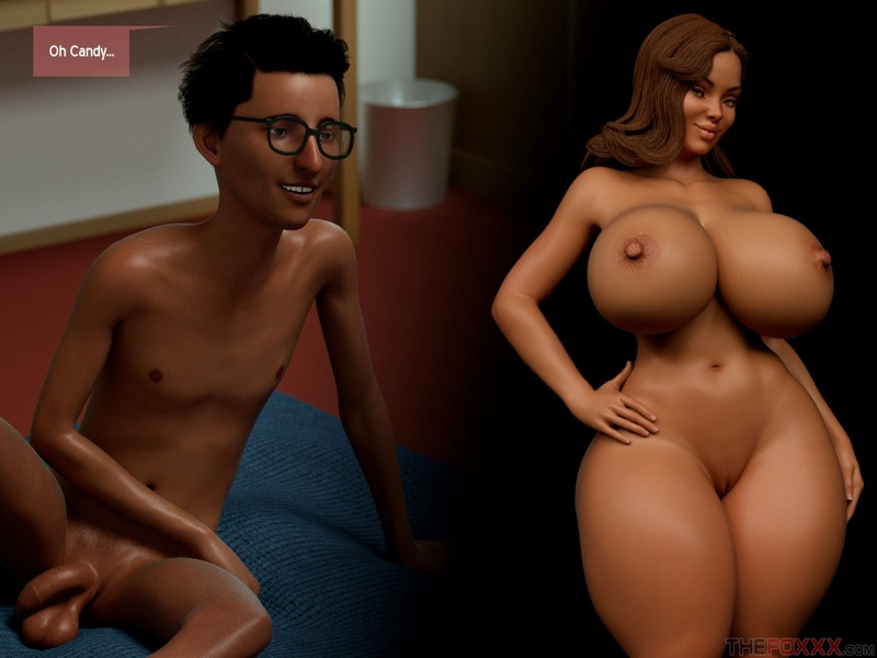 Carlo's First Time Part 2 3D Adult Comics