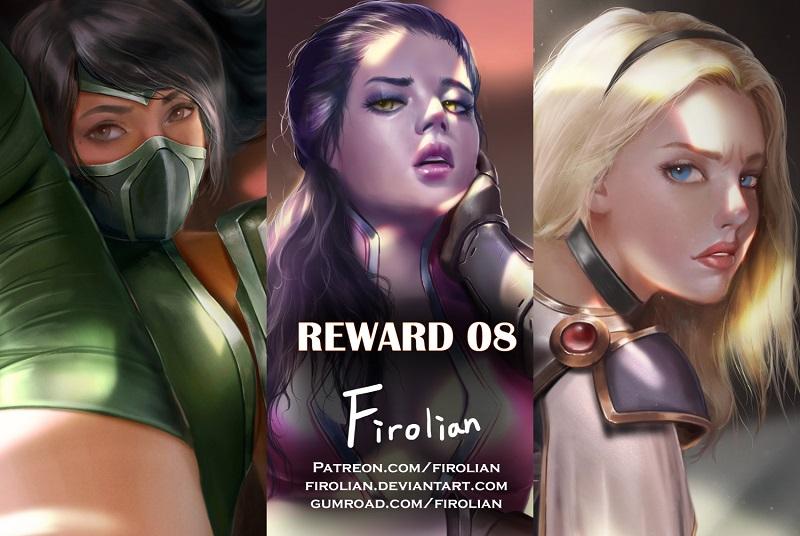 Firolian - Reward 8-9