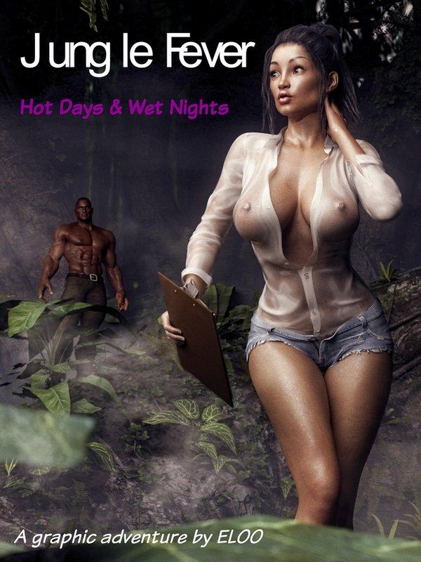 Jungle Fever 3D Adult Comics