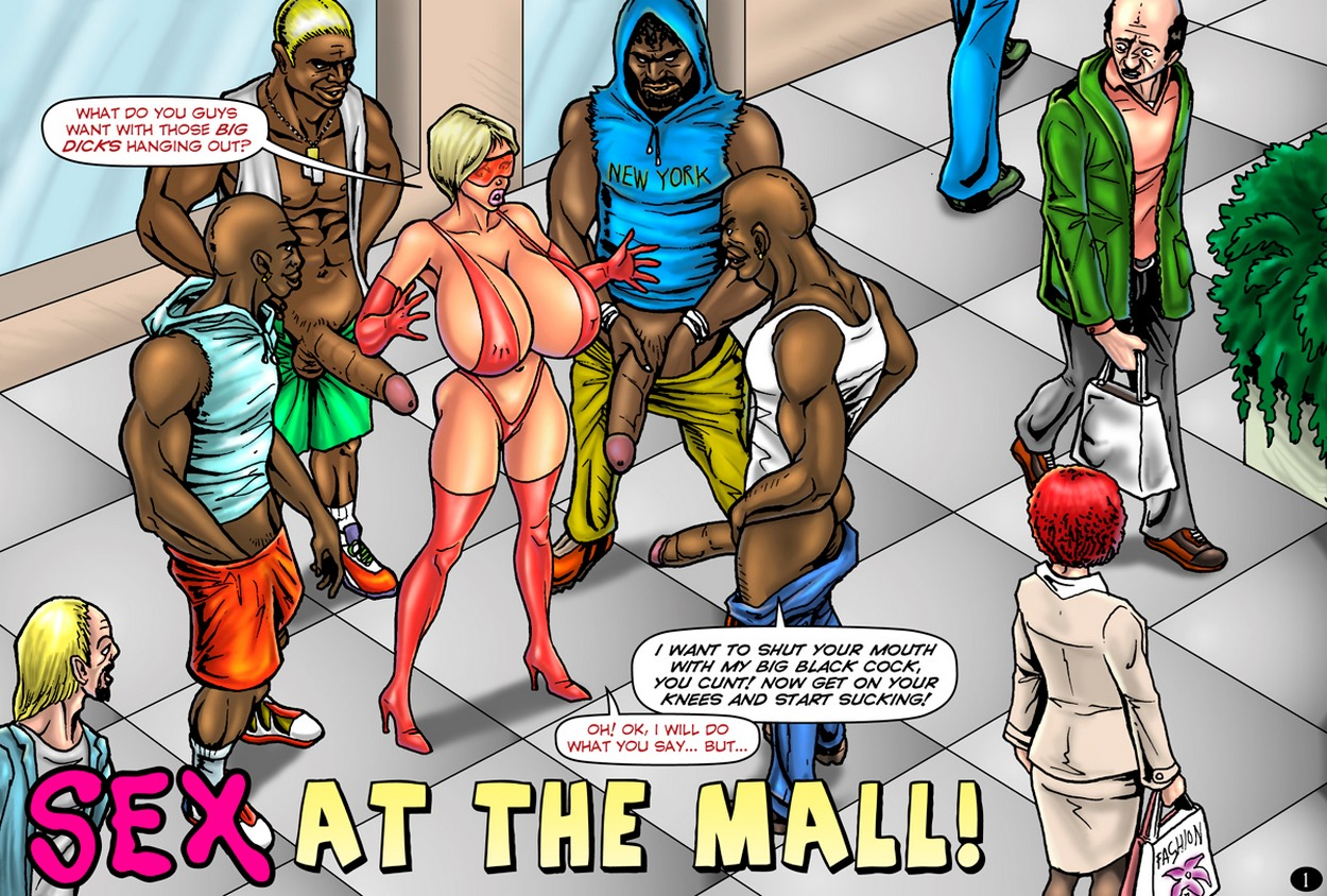 Pablo Martin – Sex At The Mall