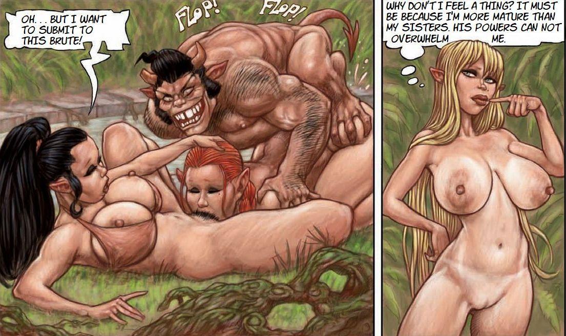 Demons Porn