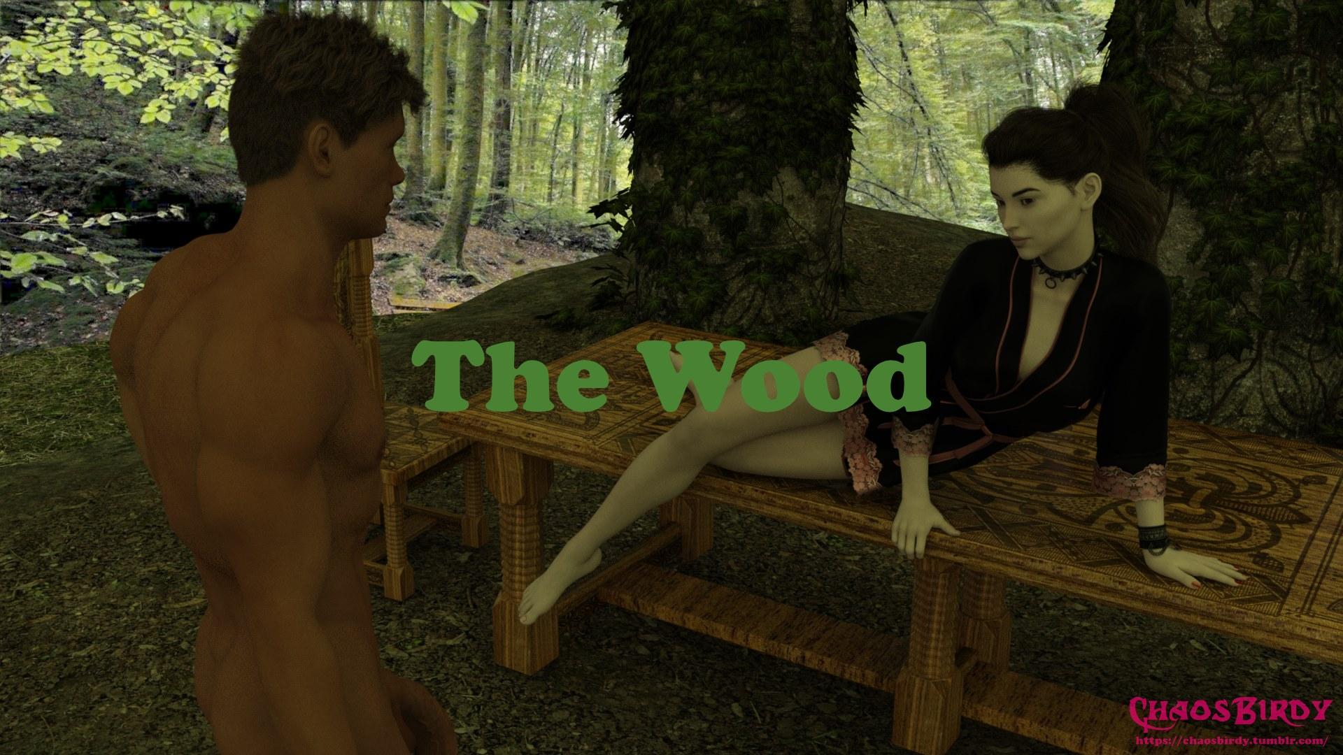 The Wood Comic