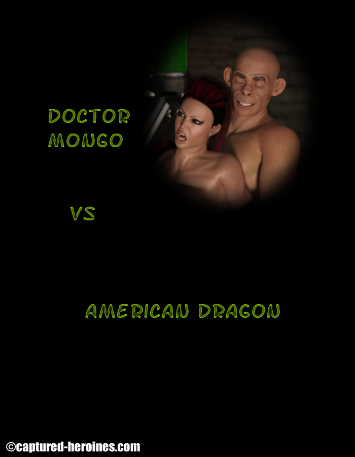 Doctor Mongo Vs American Dragon 3D Adult Comics