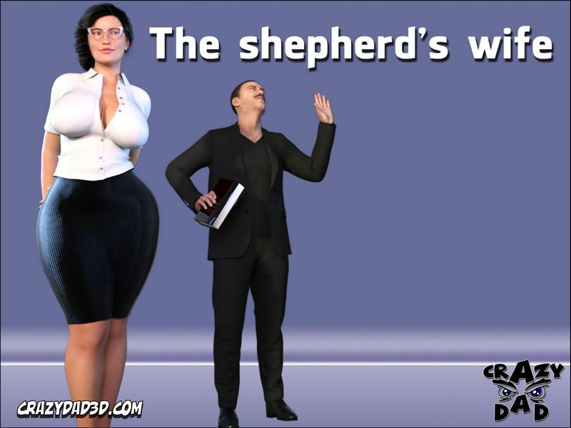 The Shepherd's Wife 1 Comic
