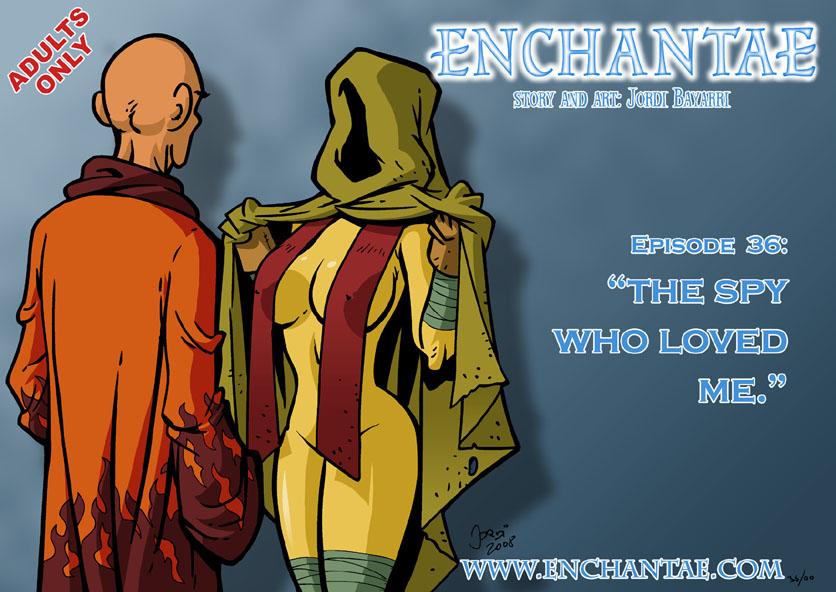 Enchantae Vol. 2 - The Trip Adult Comics