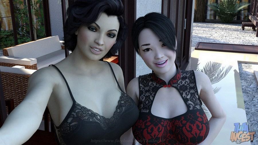 Thai Incest3D – Heaven With Little Angels