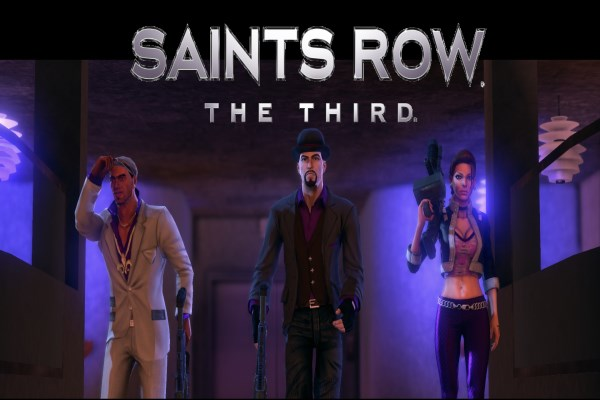 Saints Row III