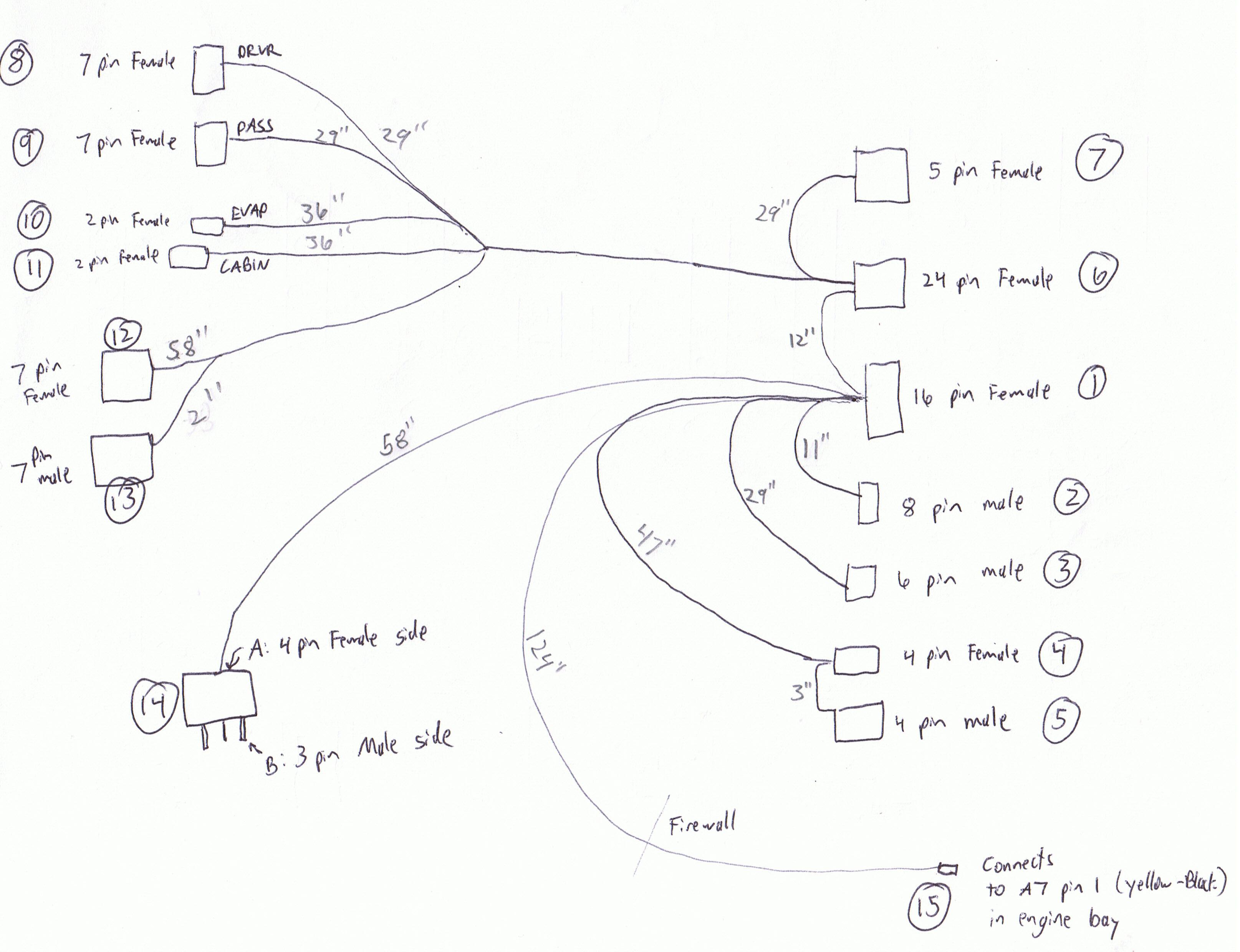 rudy ac control wiring diagram wiring diagram and schematics Mercury Gauge Wiring Harness Mercury Wiring Harness Diagram