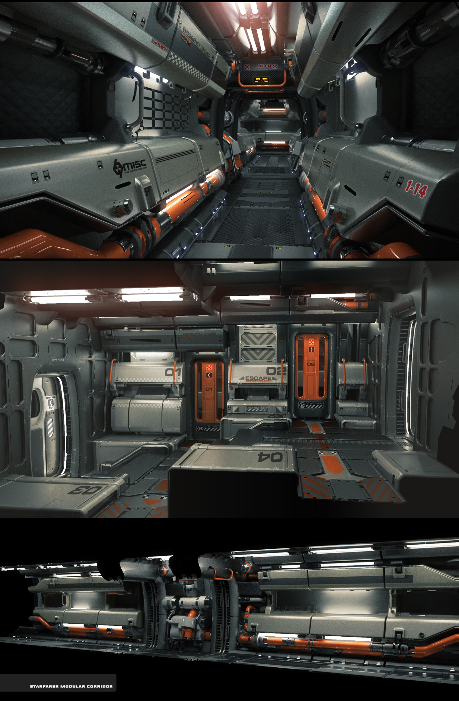 future spacecraft interior - photo #41