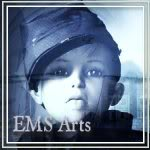 EMS Arts button