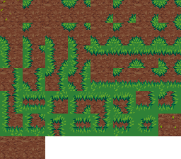 Is there a simple way to autotile with a 48-tile tileset?