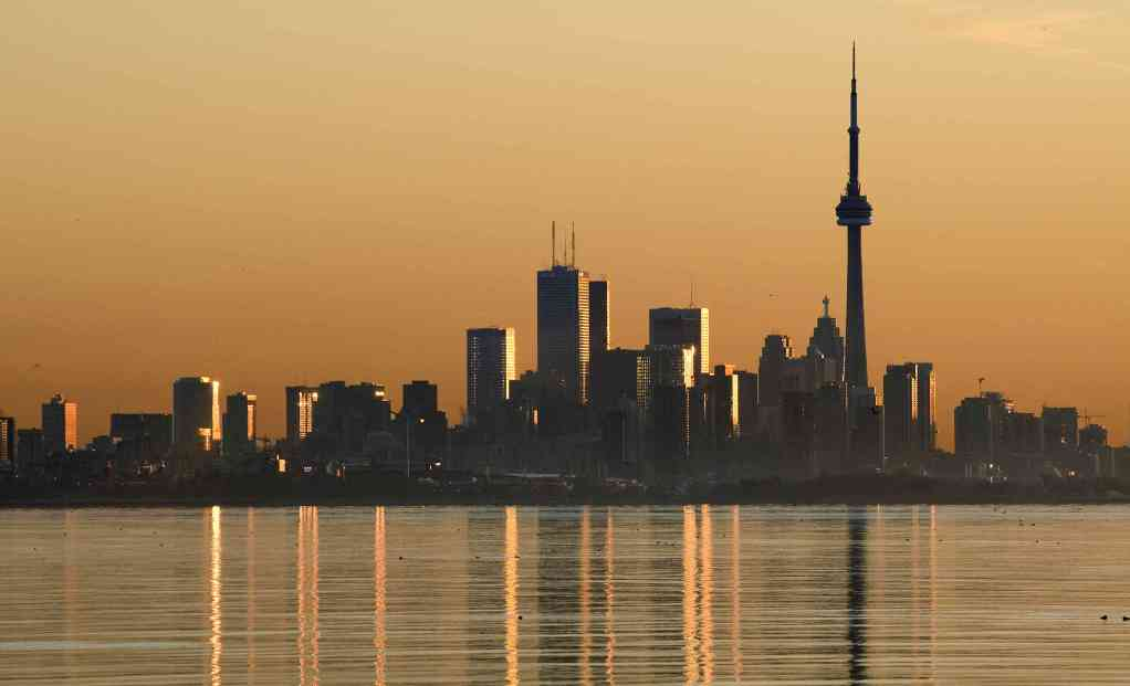 Michael P. Juskey is a Toronto Criminal Lawyer and this is a picture of the Toronto skyline.