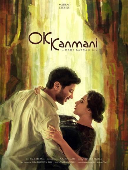 OK Kanmani [HDRip] Malayalam full Movie Free Download OK Kanmani [HDRip] tamilrockers torrent download OK Kanmani [HDRip] 700MB movie download