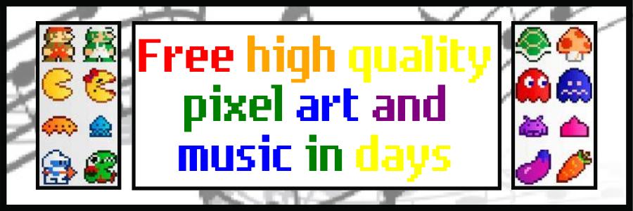 Free Pixel Art Music Hiring Now Discuss Scratch