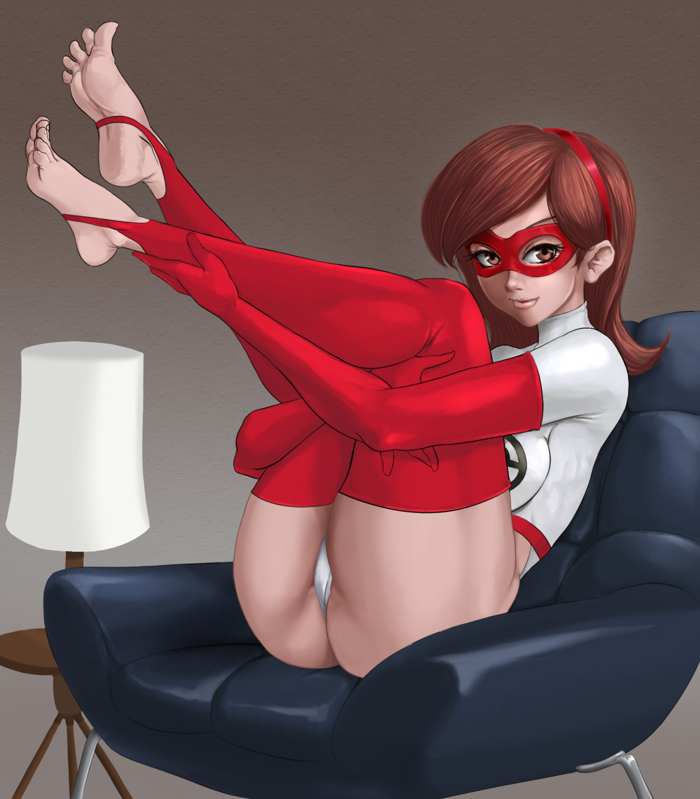 Various Artists Incredibles Gallery - Helen Parr, Parody Comics Galleries