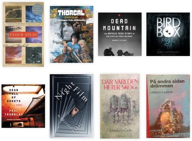 Books 2016 - 6