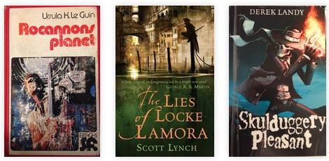Books 2016 - 9