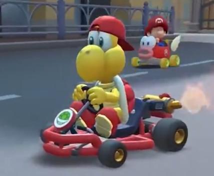 Mario Kart Tour Discuss Scratch