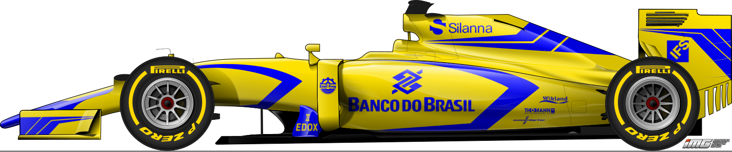 Re Fantasy F1 Liveries