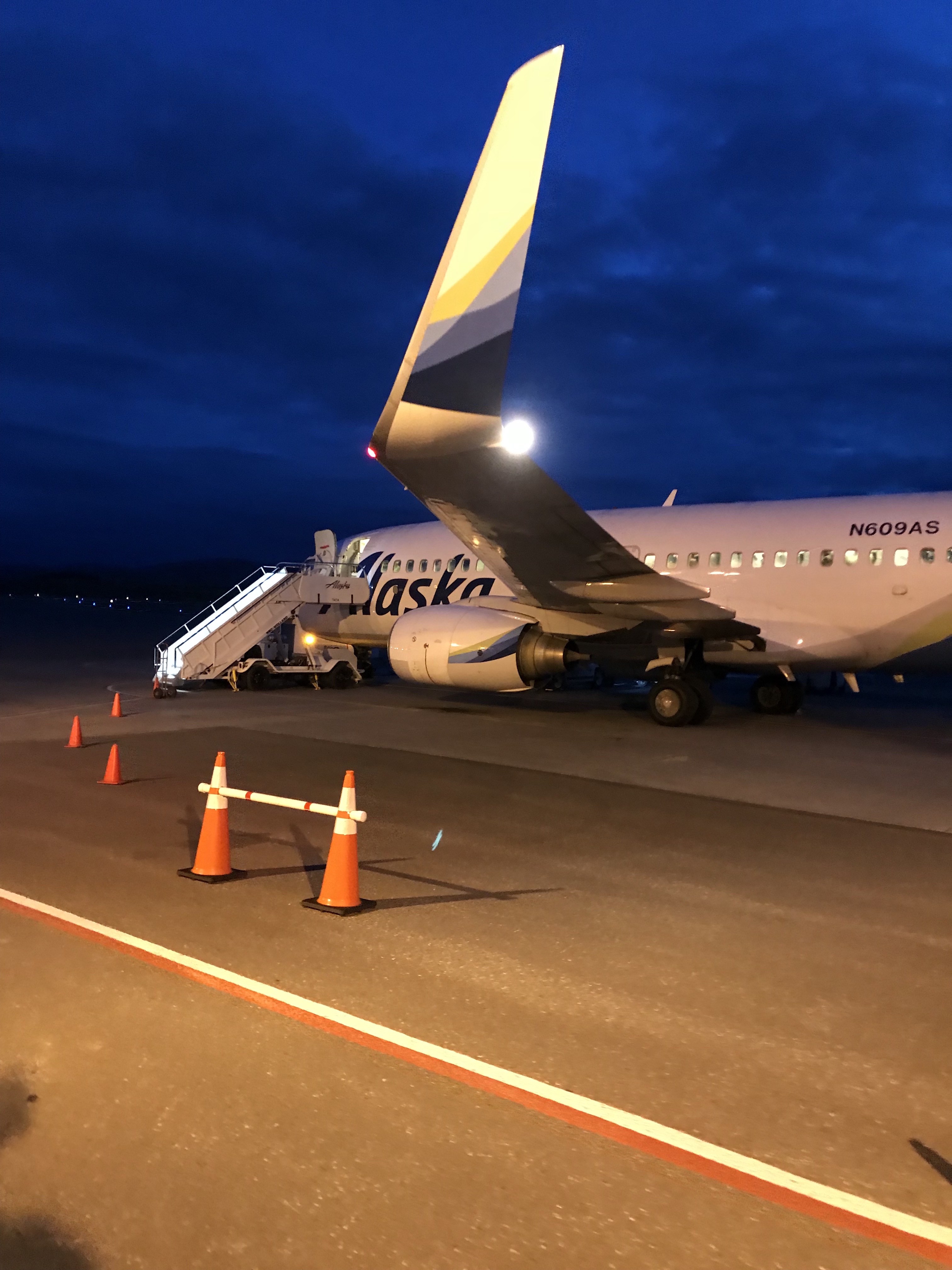 Alaska Airlines Nome To Honolulu Airliners Net