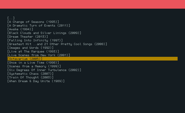 My Way of Configuring Ncmpcpp Music Player - Addy's Blog
