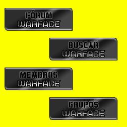 Botões Warface 4Pagd7