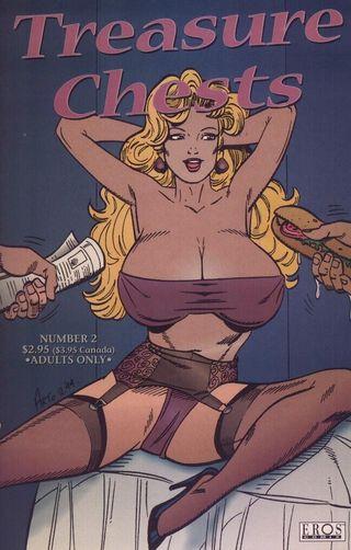 Art Wetherell - Treasure Chests #2 Adult Comics