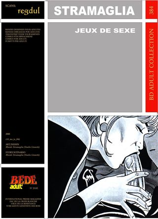 Jeu de sexe [French] Adult Comics