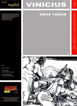 Vinicius Eros Tanga #1 French Comic