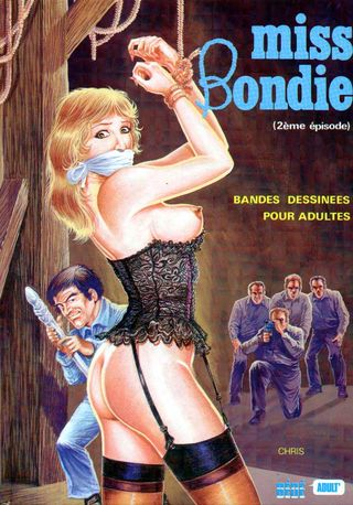 Chris Miss Bondie 2 [French] - Corset, Dilf Comics Galleries
