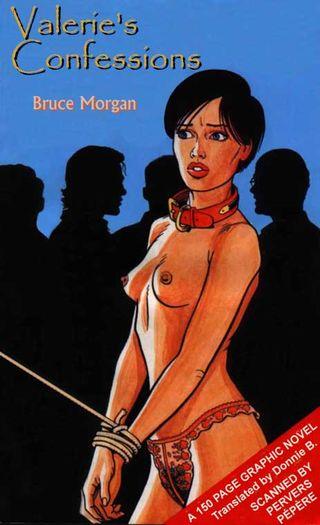 Bruce Morgan Valerie's Confessions