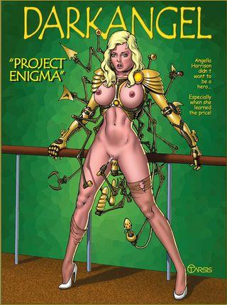 Brian Tarsis Dark Angel - Bdsm, Blowjob Comics Galleries