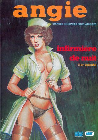 Chris Angie, infirmière de nuit vol.1 [French] - Cunnilingus, Masked Face Comics Galleries