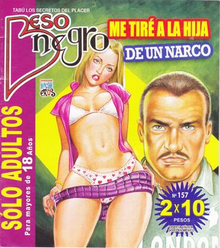 XXX Mexican Comic Beso Negro #157 [Spanish] - Porn Comics, Blowjob Comics Galleries