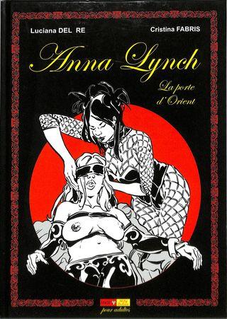 Anna Lynch-La porte d'orient [French] Adult Comics