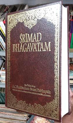Livro Srímad-Bhãgavatam