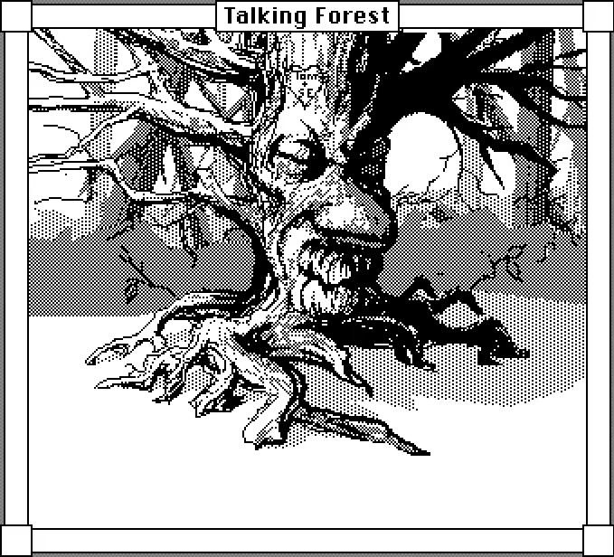 Fantasy Quest - Big Tree