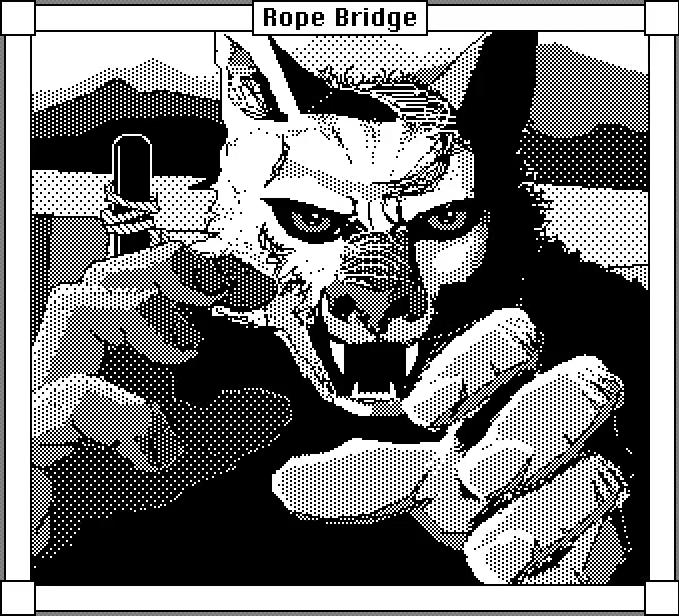Fantasy Quest - Swearwolf