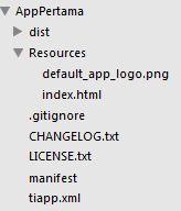 Struktur File Project