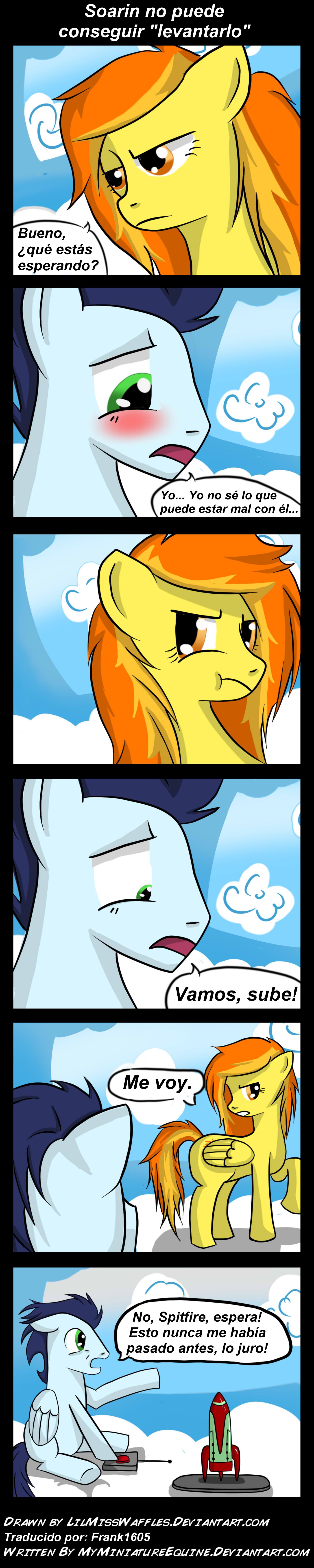 Pie Comic Cómic Cmc Pinkie Pie