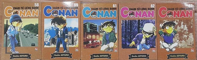 Bán truyện tranh, truyện chữ cũ - 69