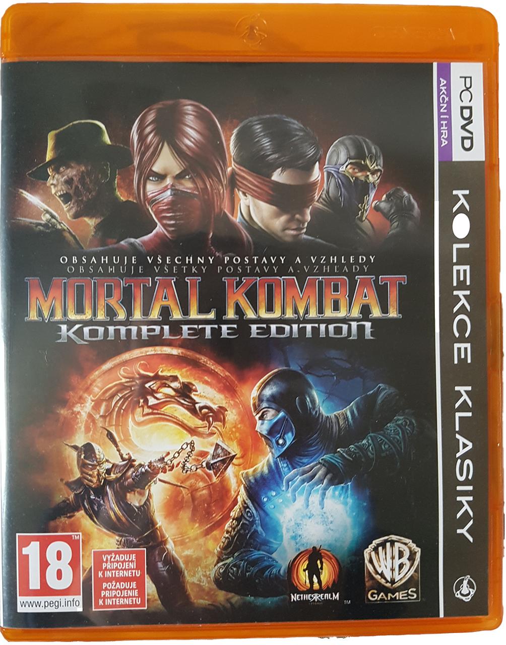 D: Mortal Kombat